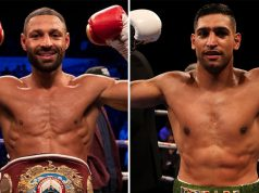 Kell Brook has accepted Amir Khan's challenge to finally clash in 2021 Photo Credit: Mark Robinson/Matchroom Boxing