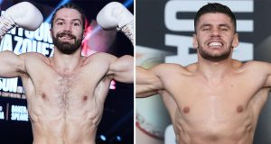Rylan Charlton meets Florian Marku on February 20 Photo Credit: Mark Robinson/Matchroom Boxing