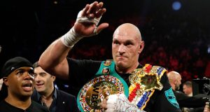 Tyson Fury has dismissed Anthony Joshua''s threat heading into a potential showdown later this year Photo Credit: REUTERS