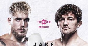 YouTube sensation Jake Paul takes on former UFC star Ben Askren on April 17