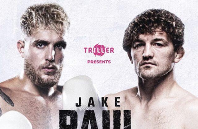 YouTube sensation Jake Paul takes on former UFC star Ben Askren on April 17