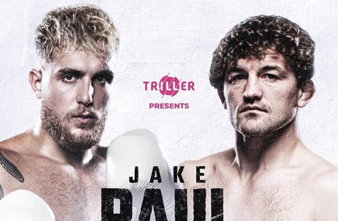 YouTuber Jake Paul returns against Ben Askren on April 17