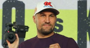 Sergey Kovalev has reportedly tested positive for Synthetic Testosterone Photo Credit: Tom Hogan-Hoganphotos/Golden Boy