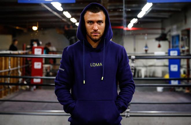 BOXRAW has worked closely with three-weight world champion Vasiliy Lomachenko Photo Credit: Benjamin Amanna