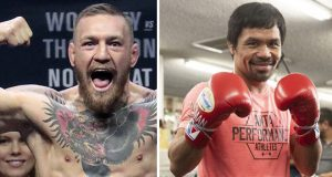Conor McGregor reveals talks are continuing for him to face Manny Pacquiao this year Photo Credit: AP/Esther Lin/SHOWTIME