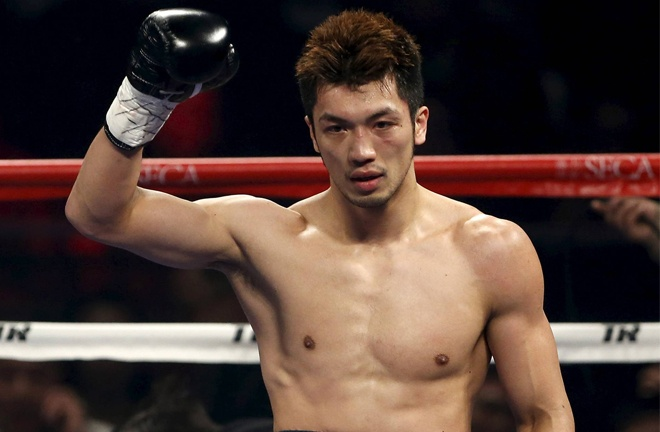 Ryota Murata was elevated to WBA 'Super' Middleweight world champion after Canelo Alvarez vacated the belt Photo Credit: REUTERS