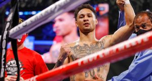 Regis Prograis is on course for a defining 2021 after bouncing back from defeat to Josh Taylor Photo Credit: Esther Lin/SHOWTIME