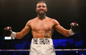 Anthony Tomlinson is aiming for a big year Photo Credit: Dave Thompson/Matchroom Boxing