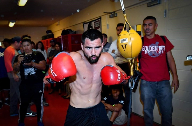 Ronny Rios is ready to catapult himself amongst the world champions in 2021. Photo Credit: ocweekly.com