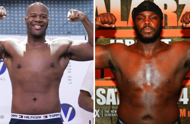 Trevor Bryan will now face Bermane Stiverne in the main event on Friday in Florida Photo Credit: Esther Lin/SHOWTIME/Stephanie Trapp/SHOWTIME