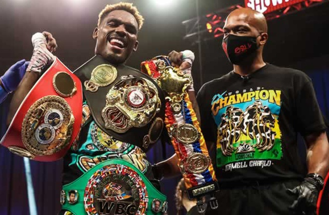Castano could be on course for an undisputed showdown with unified world champion Jermell Charlo Photo Credit: Amanda Westcott/SHOWTIME