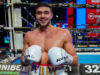 Tommy Fury fights for the fifth time as a professional on Saturday night Photo Credit: Round 'N' Bout Media/Queensberry Promotions