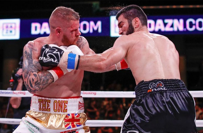 Johnson is pursuing a second world title shot after defeat to Artur Beterbiev in 2018 Photo Credit: AP Photo/Kamil Krzaczynski/PA