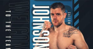 Callum Johnson has signed with Frank Warren's Queensberry Promotions