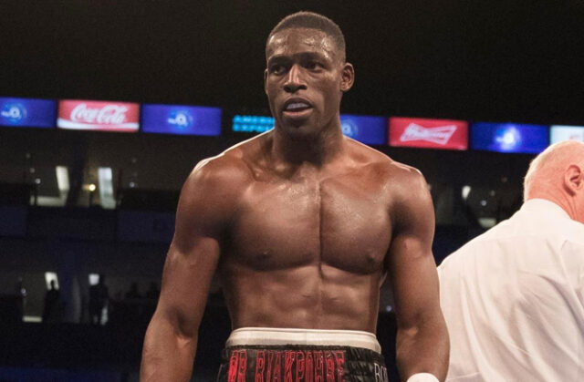Richard Riakporhe has high rankings in all four governing bodies Photo Credit: News Group Newspapers Ltd