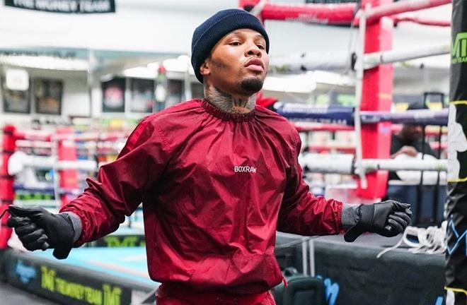 Two-weight world champion, Gervonta Davis is a BOXRAW ambassador Photo Credit: Benjamin Amanna