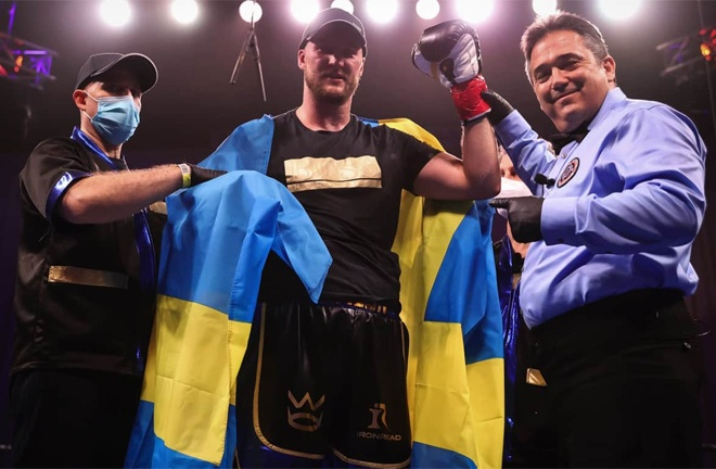 Wallin is now two unbeaten since his defeat to Tyson Fury in September 2019 Photo Credit: Amanda Westcott/SHOWTIME