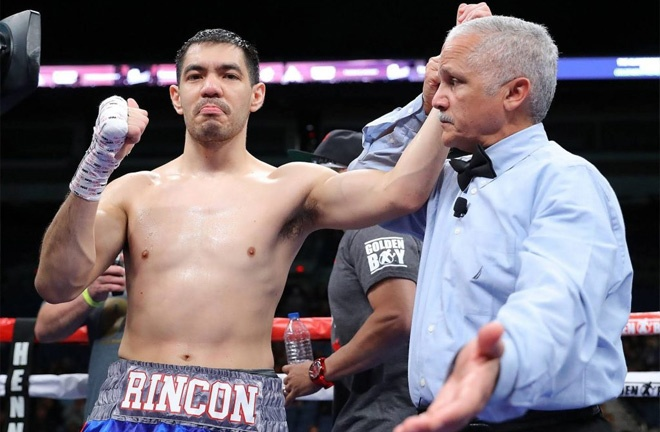 Rincon will be looking to maintain his winning start to his career. Photo Credit: Clutch City Boxing