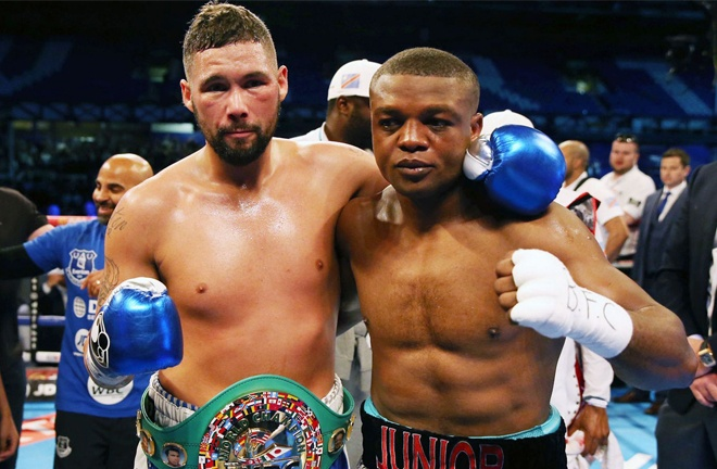 Makabu was knocked out by Tony Bellew in 2016 Photo Credit: PA