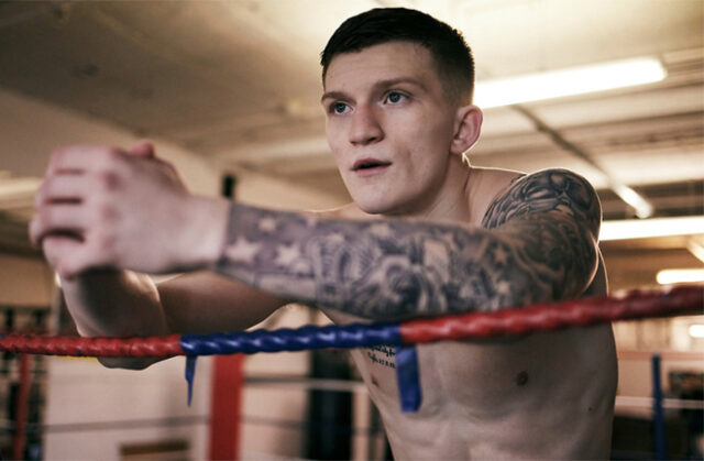 Campbell Hatton makes his eagerly-anticipated professional debut on Saturday Photo Credit: Mark Robinson/Matchroom Boxing