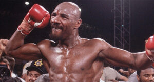 Middleweight great Marvelous Marvin Hagler has died aged 66