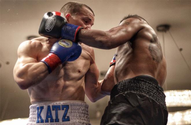 Katzourakis is unbeaten in six fights with five knockouts Photo Credit: Team Katzourakis