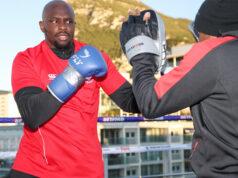 Dillian Whyte looks for revenge against Alexander Povetkin in Gibraltar tonight Photo Credit: Mark Robinson/Matchroom Boxing