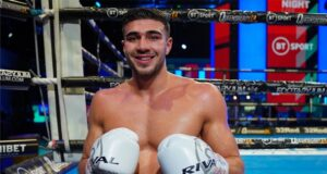Tommy Fury has won all five of his professional bouts so far Photo Credit: Round 'N' Bout Media/Queensberry Promotions