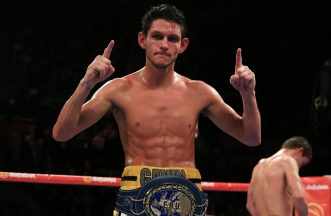 Gavin McDonnell looks to win the European title at Featherweight having reigned as European Super Bantamweight champion previously Photo Credit: doncasterfreepress.co.uk