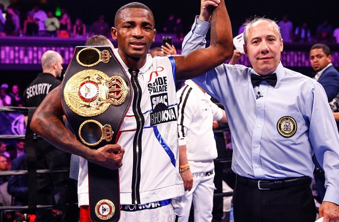 Erislandy Lara moves up in weight to contest the vacant WBA 'Regular' Middleweight title against Thomas LaManna Photo Credit: Stephanie Trapp