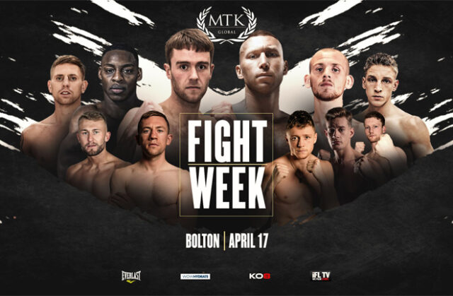 MTK Global return with a stacked card led by Danny Dignum's clash with Andrey Sirotkin in Bolton on Saturday
