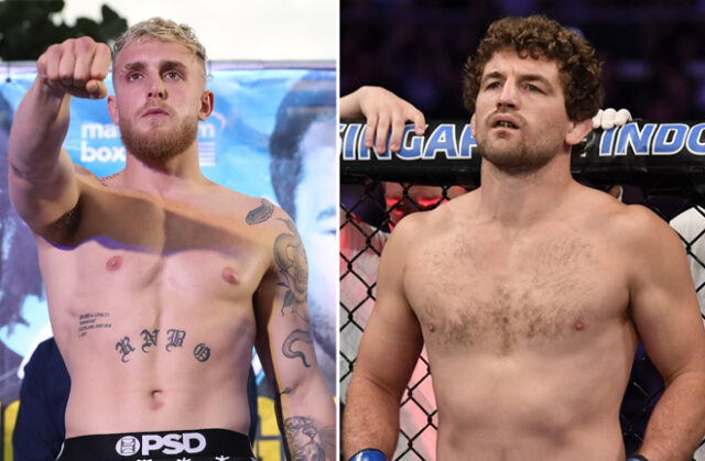 jake paul vs ben askren - photo #14