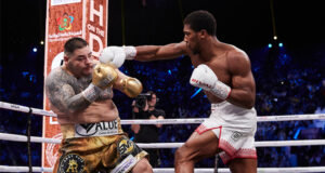 Andy Ruiz Jr admits he was left devastated after defeat to Anthony Joshua in their rematch in Saudi Arabia in December 2019 Photo Credit: Mark Robinson/Matchroom Boxing