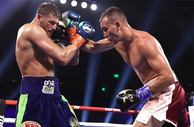 Vlasov felt he had done enough to win Photo Credit: Mikey Williams/Top Rank via Getty Images