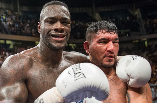 Arreola has been beaten three times at world title level, including to Deontay Wilder Photo Credit: Ryan Hafey/Jordan Hardy/Premier Boxing Champions