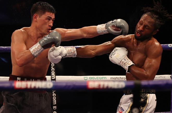 Craig Richards was beaten by WBA Light Heavyweight world champion, Dmitry Bivol earlier this month Photo Credit: Mark Robinson/Matchroom Boxing
