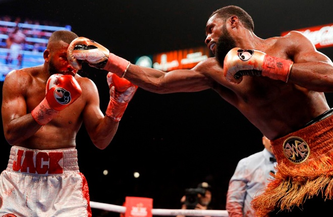 Browne has a standout victory over Badou Jack in January 2019 Photo Credit: Esther Lin/SHOWTIME
