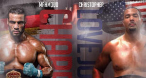 Former Heavyweight world champion Manuel Charr clashes with Chris Lovejoy in Germany on Saturday