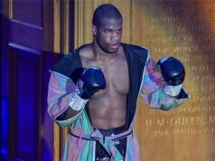 Dinu believes that Dubois is lacking experience Photo Credit: Round 'N' Bout Media/Queensberry Promotions