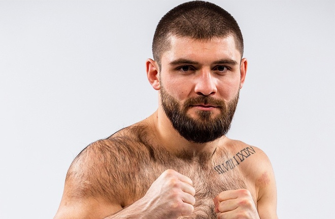 Kurbanov picked up a crucial win to edge towards a world title shot of his own Photo Credit: RCC Boxing Promotions