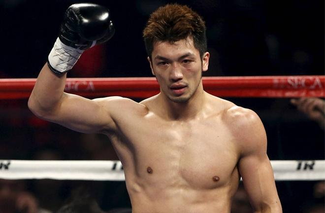 Ryota Murata holds the WBA 'Super' Middleweight world title Photo Credit: REUTERS