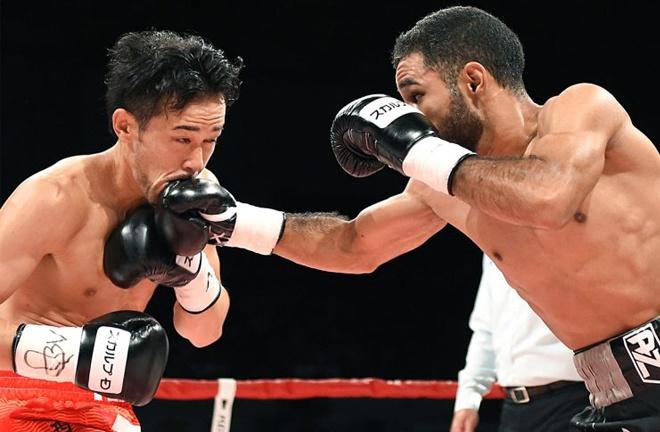 Luis Nery overcame Shinsuke Yamanaka twice, winning the WBA Bantamweight title in their first meeting Photo Credit: Shinsuke Yamanaka