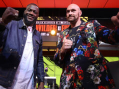 An arbitrator has ruled that a trilogy between Tyson Fury and Deontay Wilder must happen by September 15 2021 Photo Credit: Mikey Williams/Top Rank