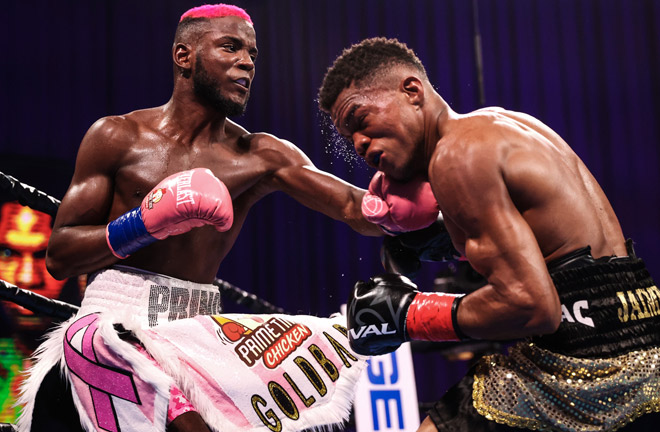 Colbert is unbeaten in 15 fights and returns on July 3 Photo Credit: Amanda Westcott/SHOWTIME