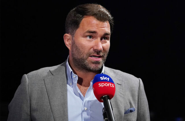 Matchroom end their long-term partnership with Sky Sports Photo Credit: Dave Thompson/Matchroom Boxing