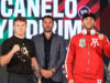 Avni Yildirim says he has moved on from his defeat to Canelo Alvarez and is targeting a middleweight world title ahead of his bout with Jack Cullen Photo Credit: Ed Mulholland/Matchroom