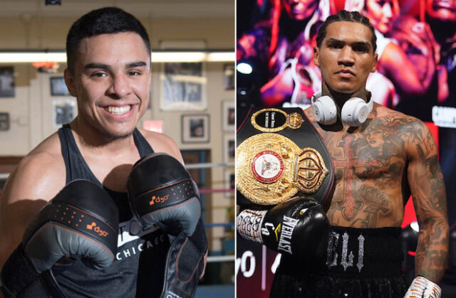 Adrian Granados believes he will stop Conor Benn at Fight Camp on July 31 Photo Credit: Tom Barnes/SHOWTIME/Dave Thompson/Matchroom Boxing