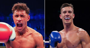 The BBBofC has ordered purse bids for a clash between River Wilson-Bent and Nathan Heaney for the vacant English Middleweight title Photo Credit: Round 'N' Bout Media/Queensberry Promotions