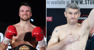 Anthony Fowler believes a fight with Liam Smith could happen as a world title eliminator Photo Credit: Dave Thompson/Mark Robinson/Matchroom Boxing
