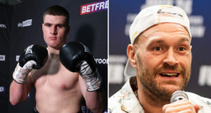 Johnny Fisher has backed Tyson Fury to stop Deontay Wilder within four rounds Photo Credit: Dave Thompson/Matchroom Boxing/Ryan Hafey/Premier Boxing Champions